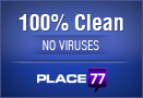 Place77 Clean confirmation